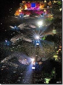 Maior show da história do rock